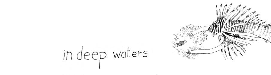 LE BLOG DE YANAITA ARAGUAS : IN DEEP WATERS